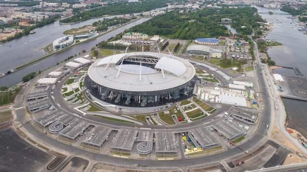 Петербуржцам напомнили об ограничениях на Крестовском из-за матча Россия-Финляндия