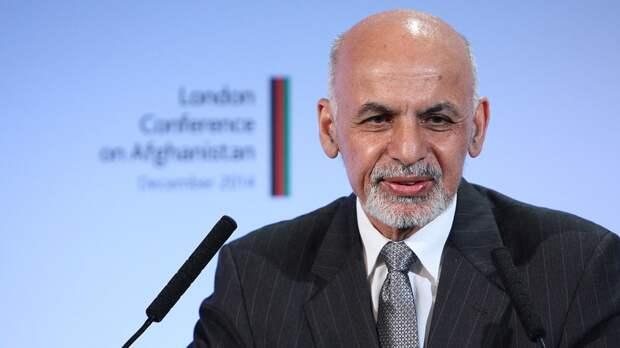 Президент Афганистана допустил, что уход ВС США может привести к гражданской войне