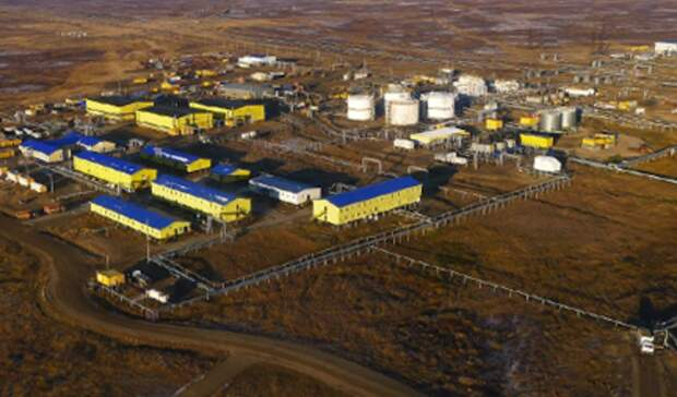 Для разработки двух участков вНАО «Газпром» иЛУКОЙЛ создают СП