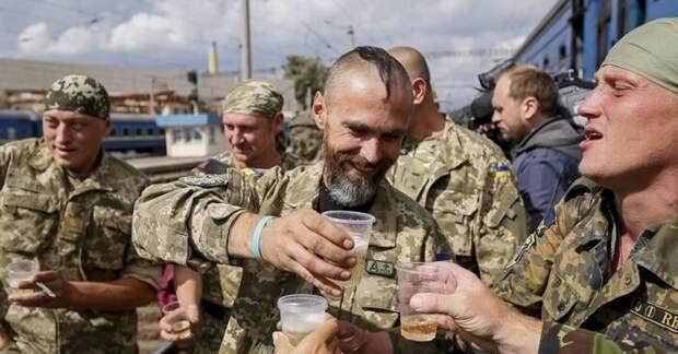 Секретный доклад о моральном состоянии украинских солдат это приговор ВСУ
