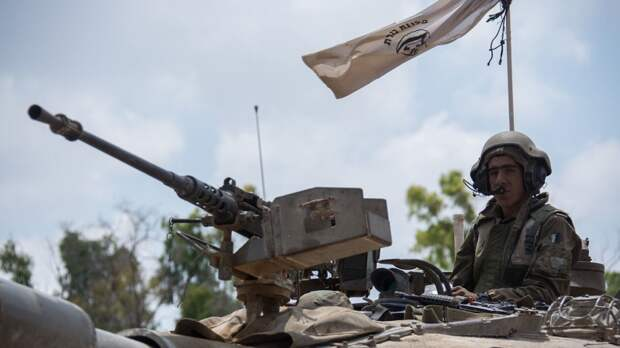 Израиль перебросит 16 рот приграничной полиции в город Лод