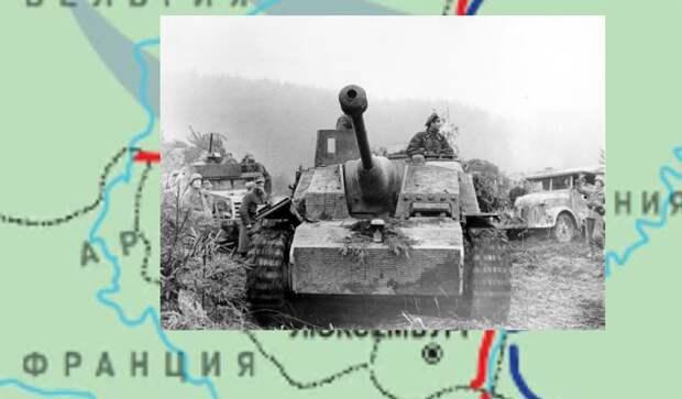 """Великий """"обсер"""" союзников в Арденах"""
