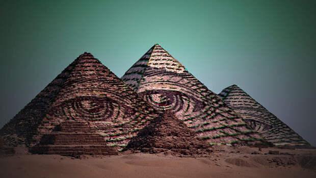 Египетские пирамиды: взгляд историка