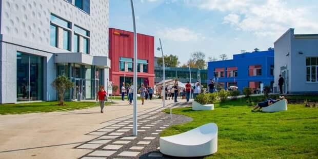Сергунина: На ВДНХ появился центр обучения предпринимателей и их сотрудников Фото: Ю. Иванко mos.ru