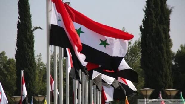 МИД Сирии считает провокацией визит Помпео на Голанские высоты