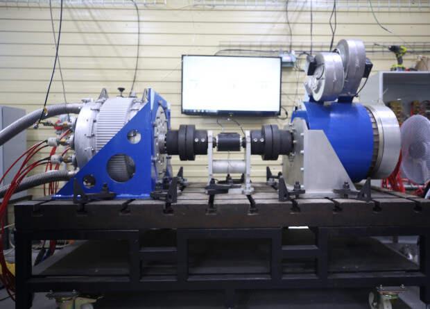 Российские разработчики испытали сверхпроводниковый авиационный электродвигатель