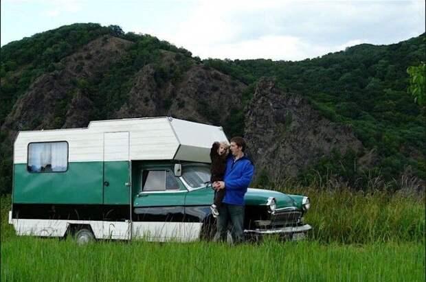 Чертова дюжина самых необычных ГАЗ-21