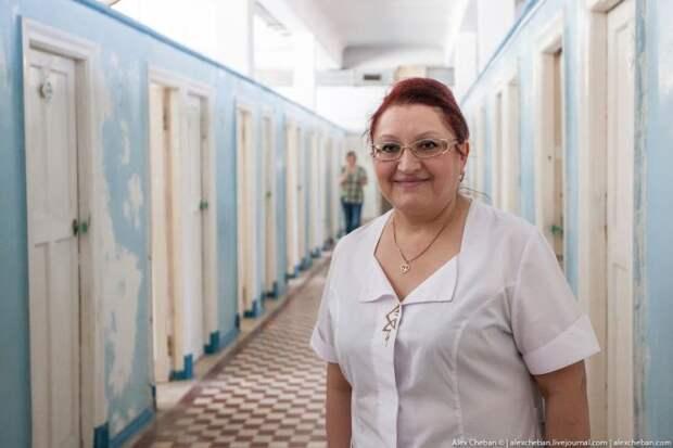 Настоящий советский санаторий в Магаданской области магадан, санаторий