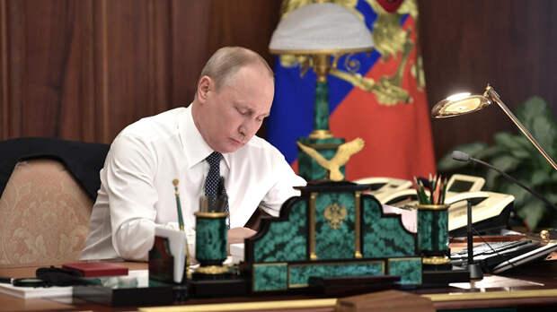 Президентский подарок: Владимир Путин подписал особый указ для жителей Донбасса