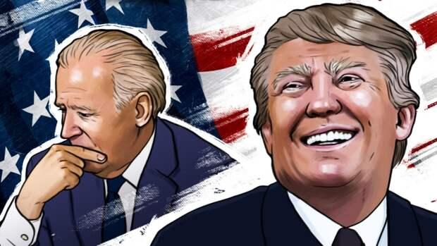 Подсчет голосов за президента США заходит в тупик