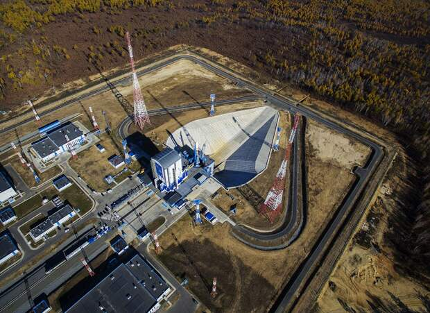 На Восточном запланировали отдельный стартовый стол для ракет «Союз-5» и «Союз-6»