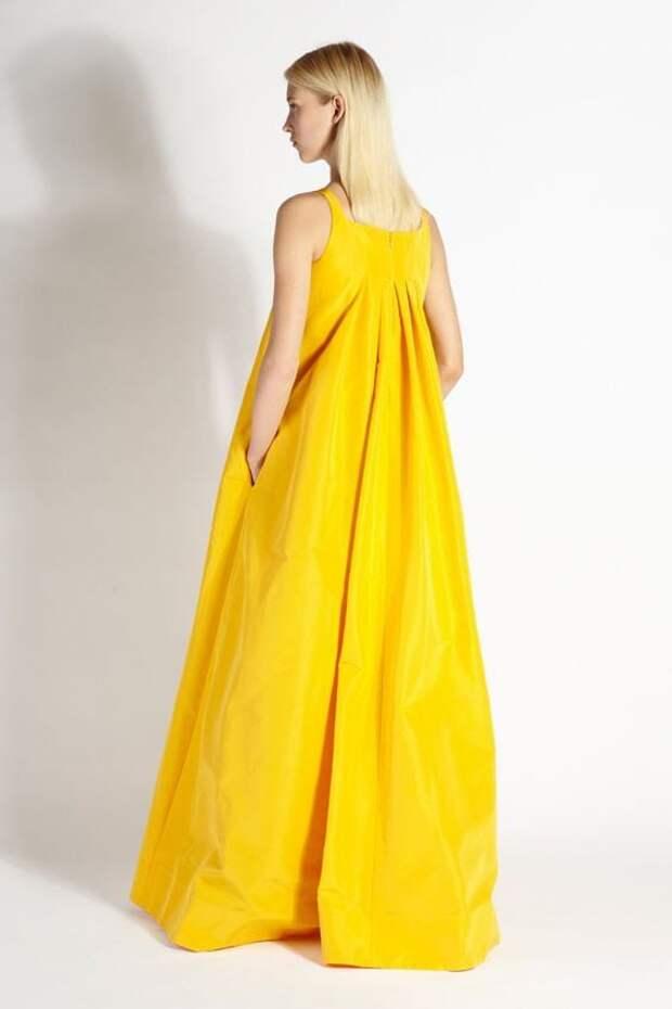 Открываем сезон: свободные и женственные платья-парашюты
