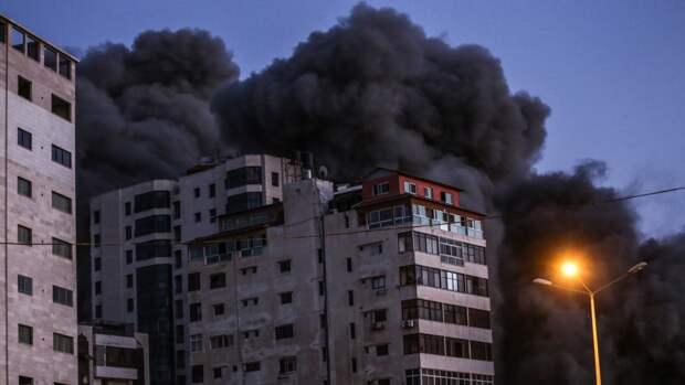 Армия Израиля нанесла за сутки 120 авиаударов по целям радикалов в секторе Газа