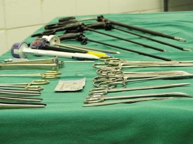 В Москве пациенту удалили опухоль весом 48,5 килограмма