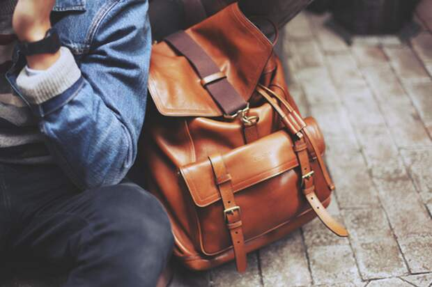 5. Рюкзак 90-ые, вещи, польза