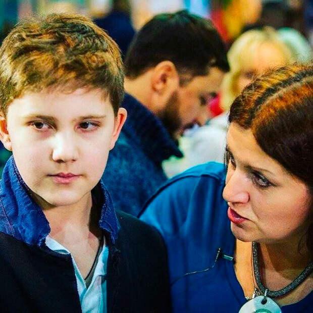 «12 ноября мой четырнадцатилетний сын пришёл из школы…»