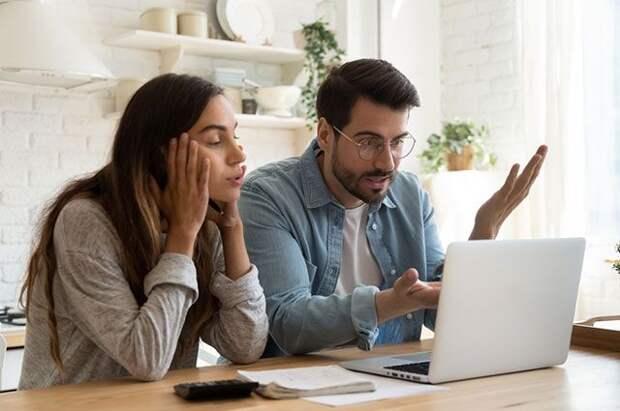 Что делать, если супруг тайно набрал кредитов?