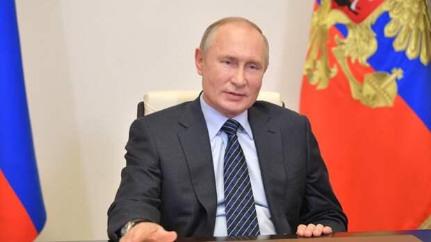 Путин: Россия ценит нейтральный статус Швейцарии