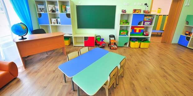Детский сад в новом жилом комплексе на Новоалексеевской откроют до конца года