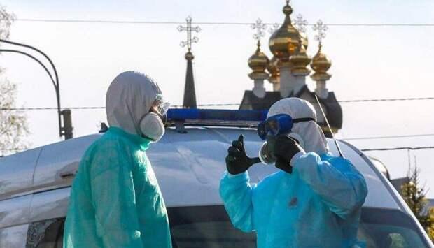 В России на 19 мая от коронавируса скончались уже 2 837 человек
