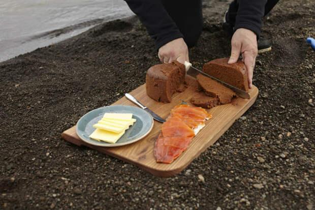 Исландская национальная кухня недля слабаков