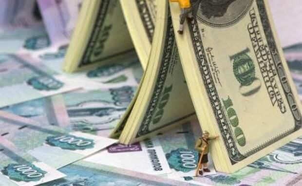 Волга, Дон, Обь, Иртыш и Енисей несут доллары в «нужном направлении»