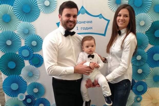 Как выгядит Иван - старший сын Григория и Кристины Решетник