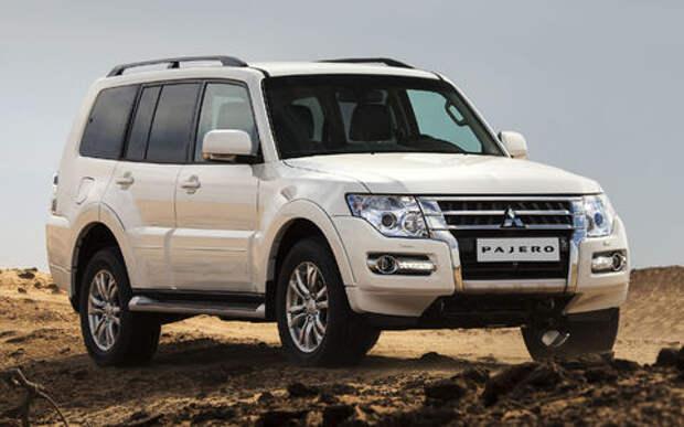 Борозды не испортит: Mitsubishi Pajero IV вновь доступен в России