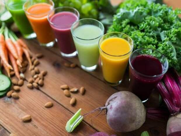 5 самых полезных для здоровья соков