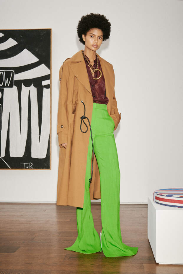 Неделя моды в Лондоне: новая коллекция от Victoria Beckham весна-лето 2021