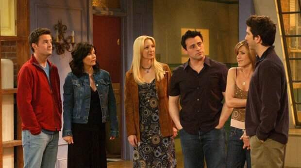 Спецэпизод о воссоединении «Друзей» покажут на HBO Max 27 мая