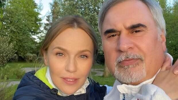 «Легендарный отец» Джанабаева растрогала фанатов кадрами с Меладзе и маленькой дочерью