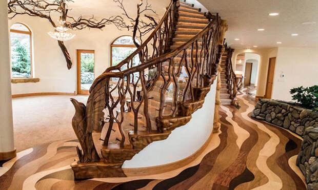 Со стороны - обычный дом! Но зайдите внутрь - и поймете, почему он стоит $7,6 млн!