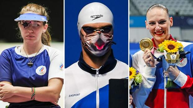 8 главных достижений российских спортсменов на Олимпиаде Токио-2020