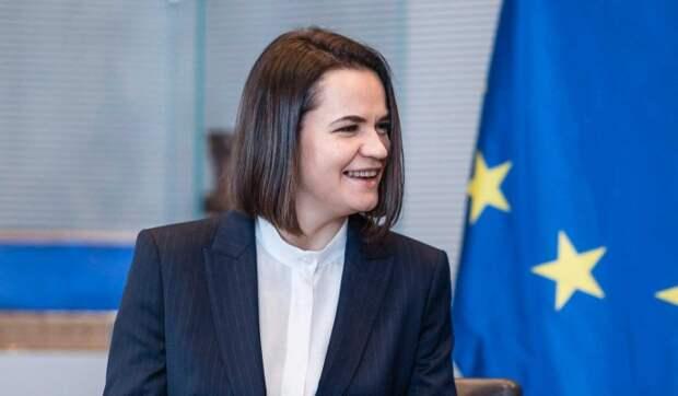 Тихановская призвала ЕС отказаться от контактов с Лукашенко и его союзниками