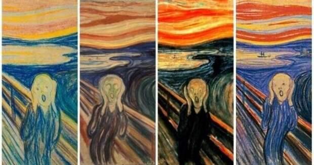 Кто же кричит на знаменитой картине Эдварда Мунка