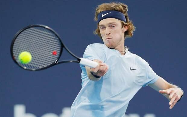 Кафельников: «Рублев играл в теннис уровня 1-й ракетки мира, который позволит выиграть не один ТБШ в дальнейшем»