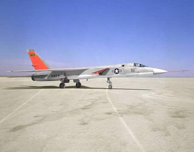 North American A-5 Vigilante. Бомбардировщик и разведчик для ВМС США