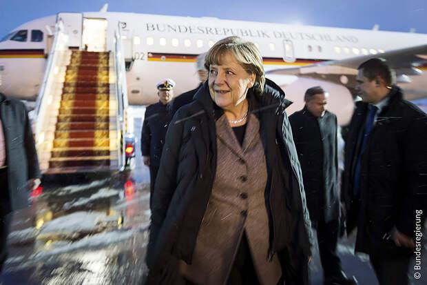Меркель призналась, что не думает о будущем после отставки