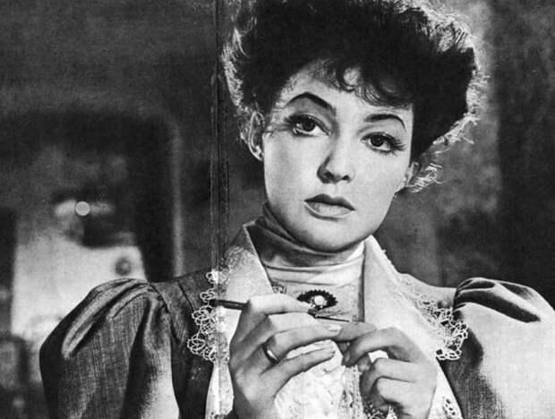 Ирина Скобцева в фильме *Поединок*, 1957 | Фото: kino-teatr.ru