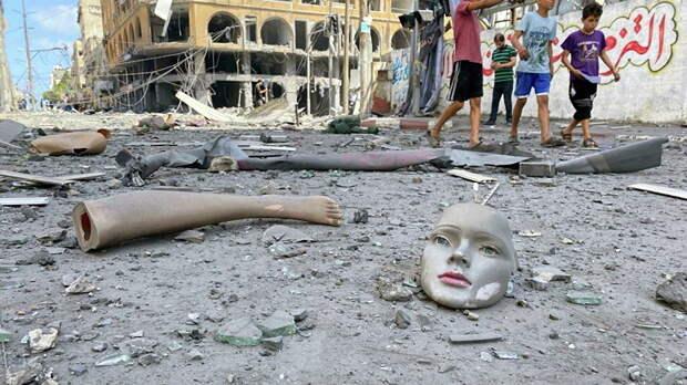 В секторе Газа люди умирают от неизвестного токсина