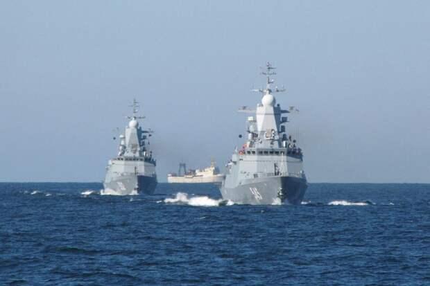 NI назвал новые корветы будущим ВМФ России