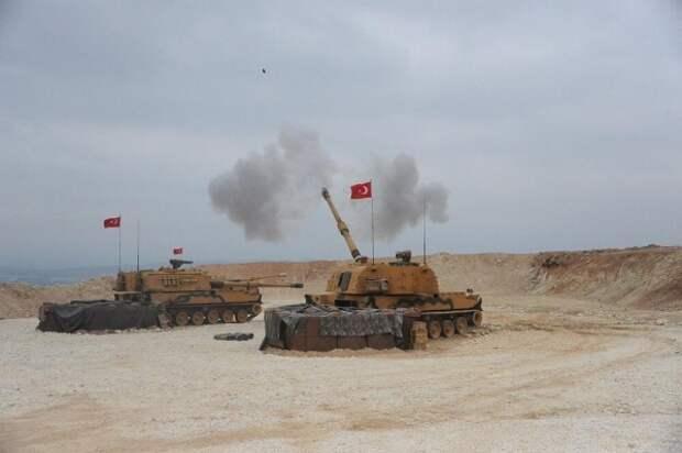 Турция повторила ошибку с нашими военными в Сирии. И поплатилась