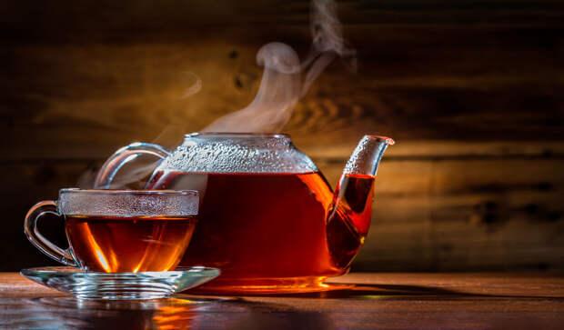 Летом в жару закрывайте окна и пейте горячий чай!