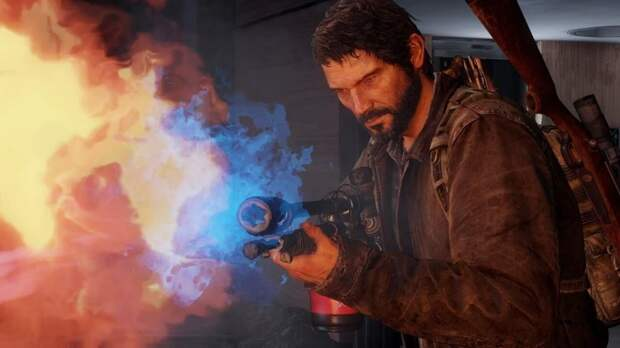 Огнемёт – The Last Of Us