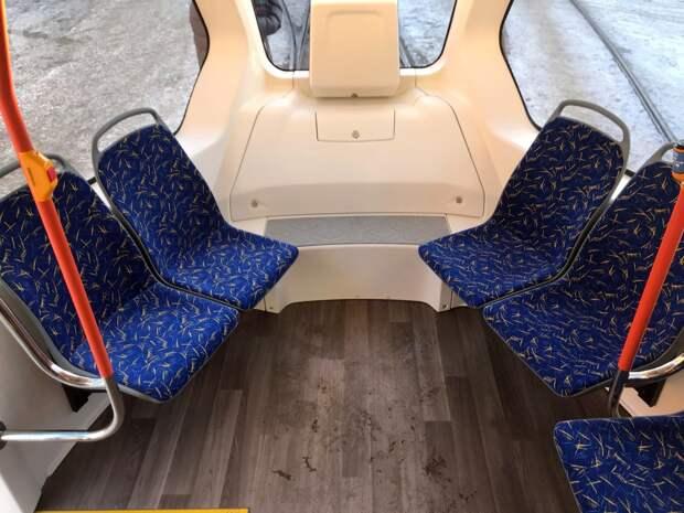 Журналисты и общественники проверили поступившие в Ижевск новые трамваи