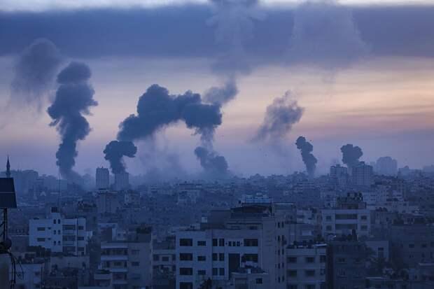 Израиль опроверг начало наземной операции в Газе