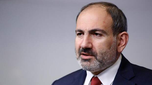 Пашинян обвинил Азербайджан во вторжении на территорию Армении