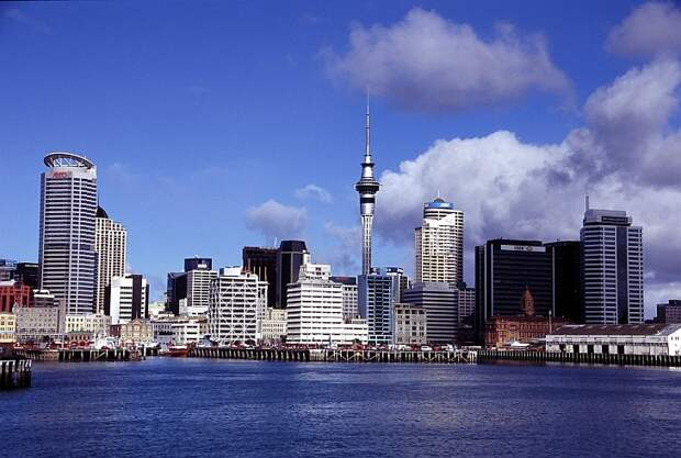 Окленд, Новая Зеландия
