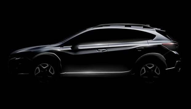 Новый Subaru XV: весной – в Женеве, летом – в России?